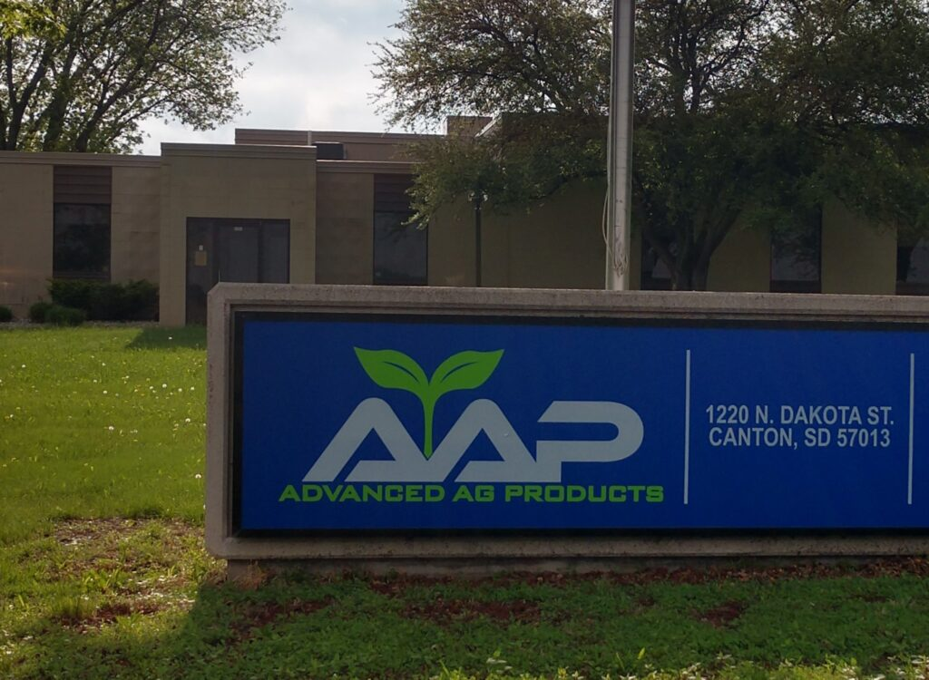 Advanced Ag Products in Canton, South Dakota